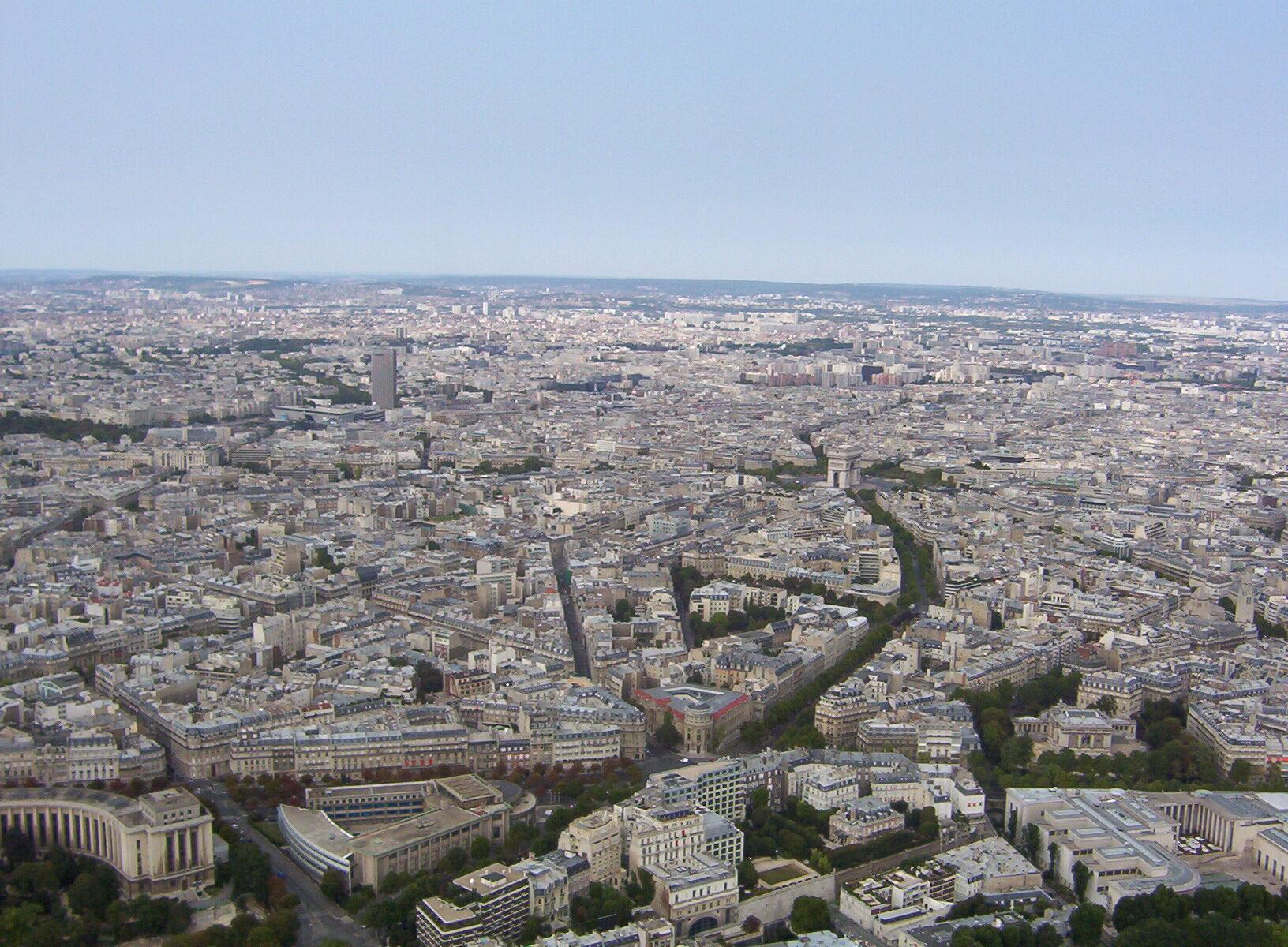 Smart cities connectivity